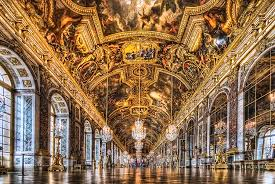 Versalles, Galería de los Espejos