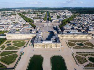 Versalles, palacio