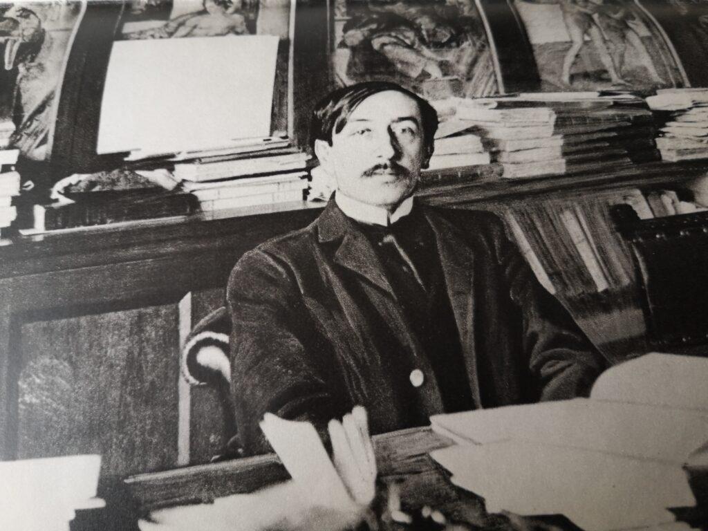 Maurice Barrès, (1862-1923)