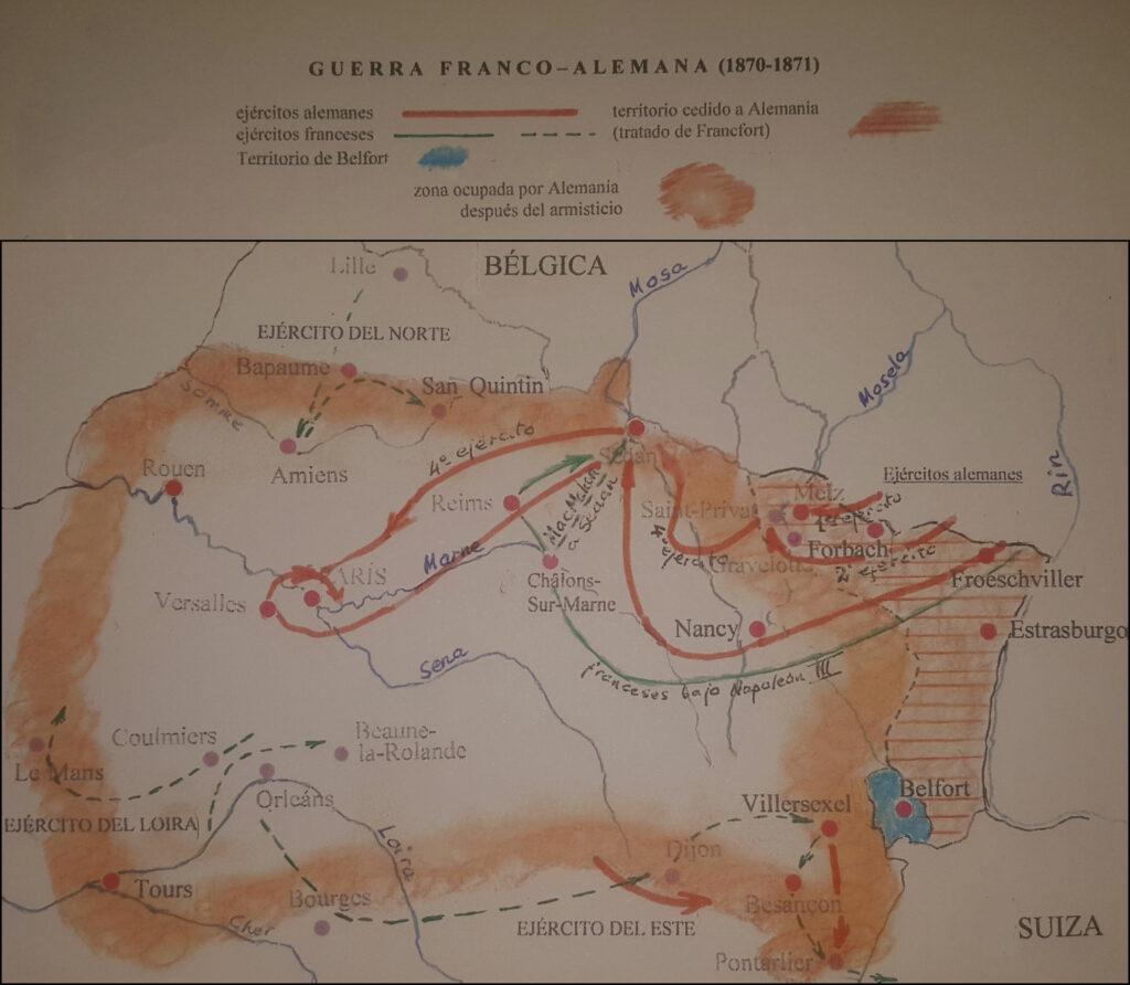 Guerra franco-prusiana 1870/71