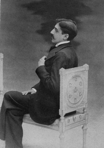 Proust. Photo Otto (Exposición BNF 1965)
