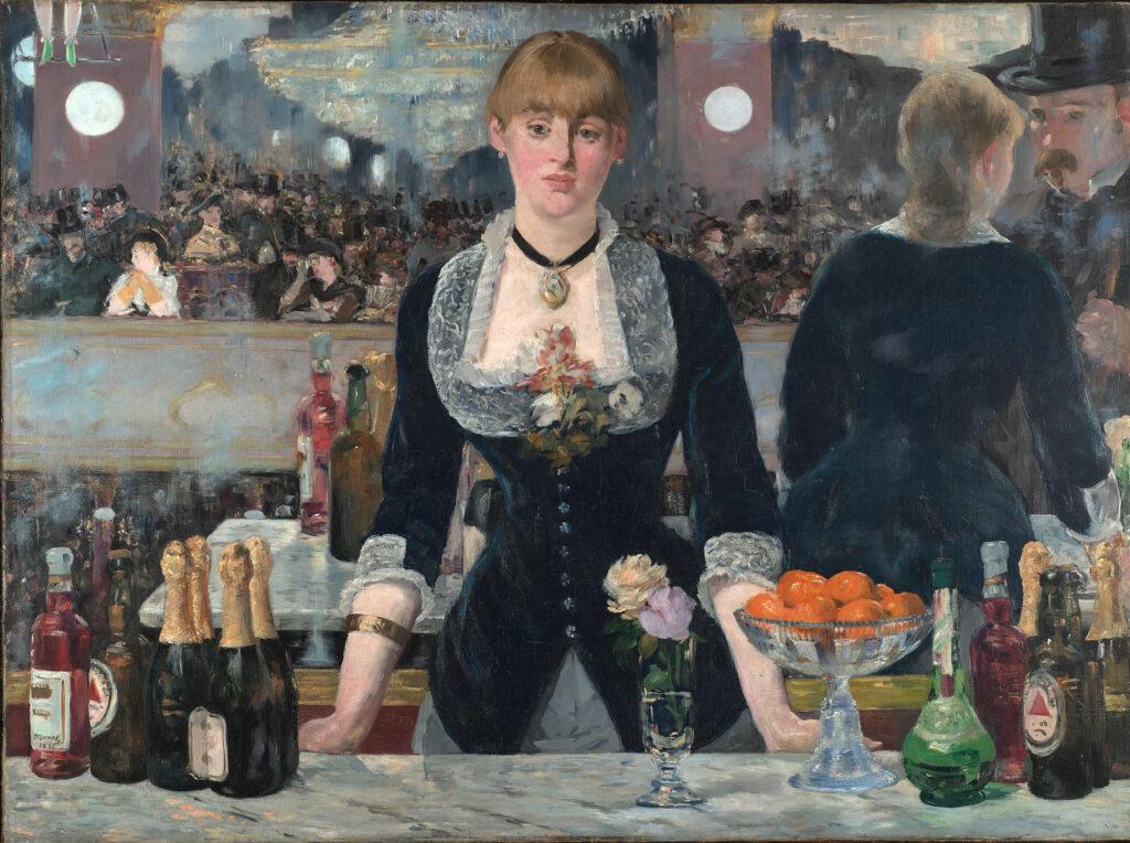 Bar en el Folies Bergères