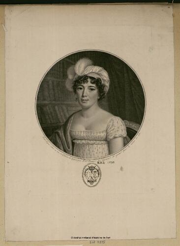 Baronesa de Staël-Hosltein