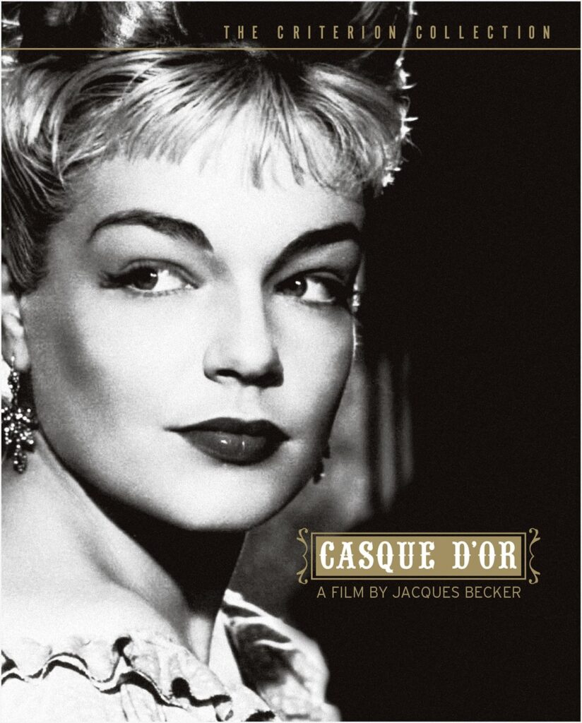 "Simone Signoret en ""Casque d'Or"""