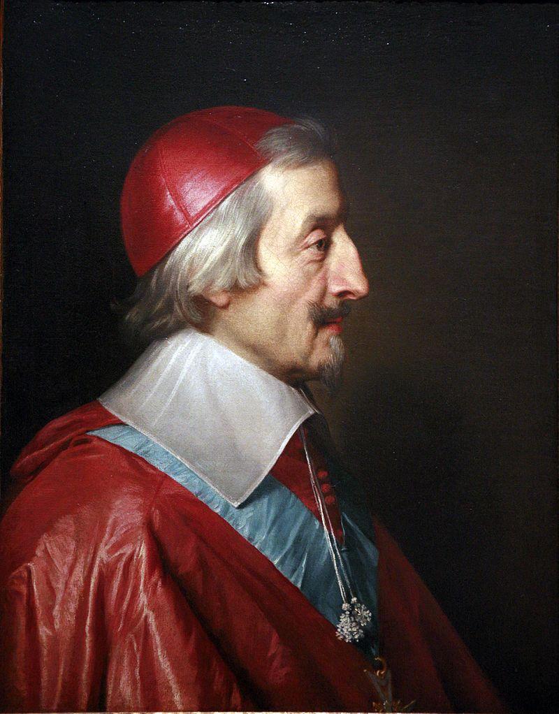Cardenal de Richelieu (Ph. de Champaigne)
