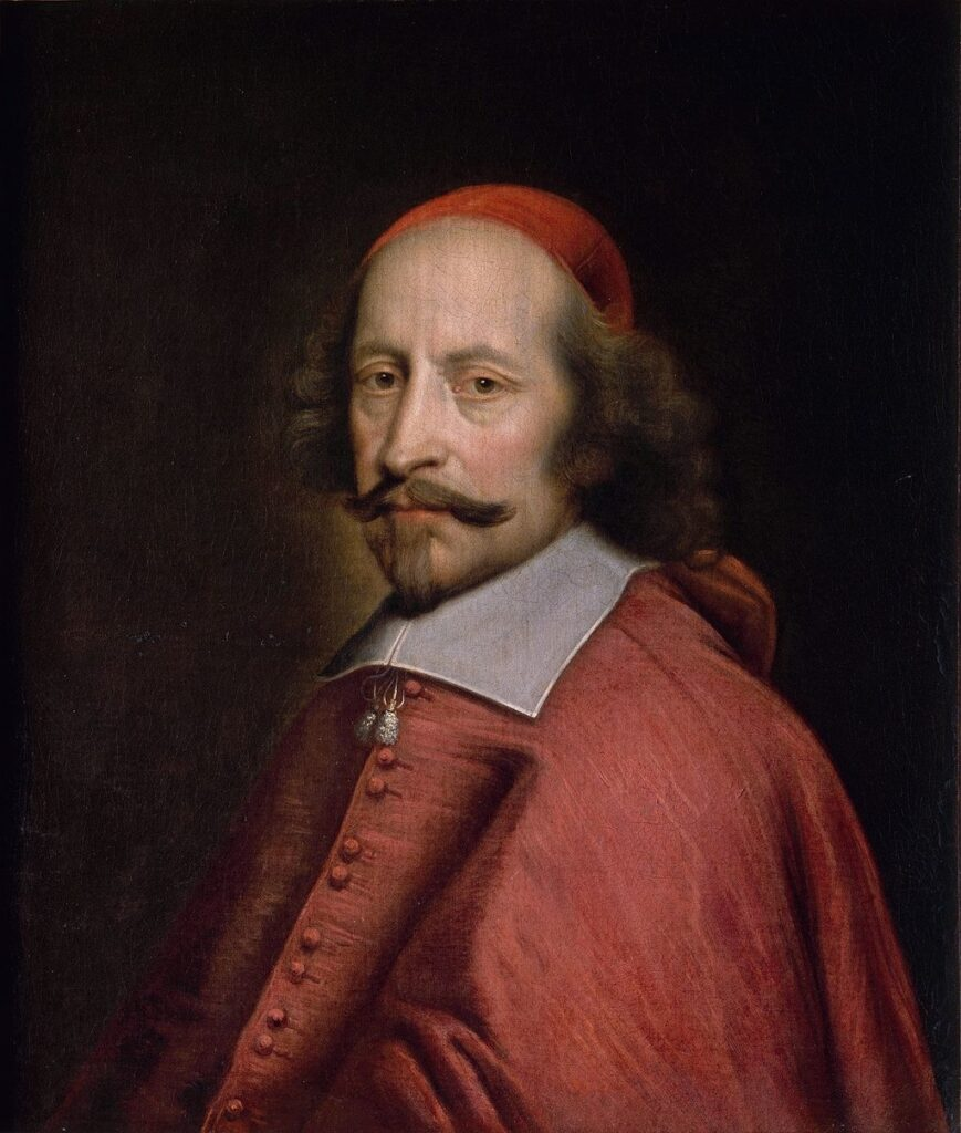 Cardenal Mazarino (julio de 1602-1661)