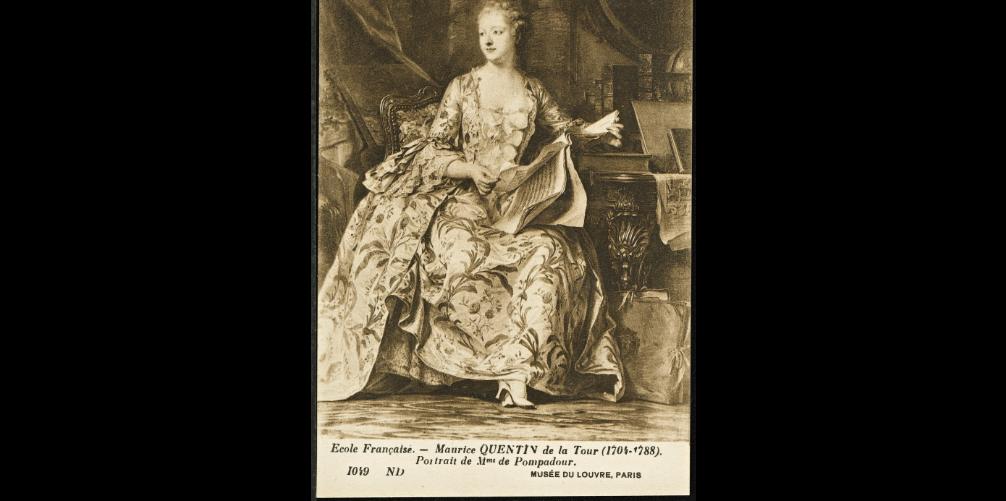 Marquesa de Pompadour