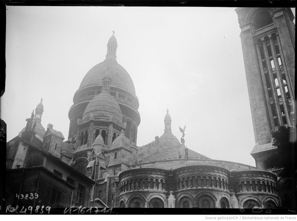 Sacré-Coeur - Basílica del Sagrado Corazón de París