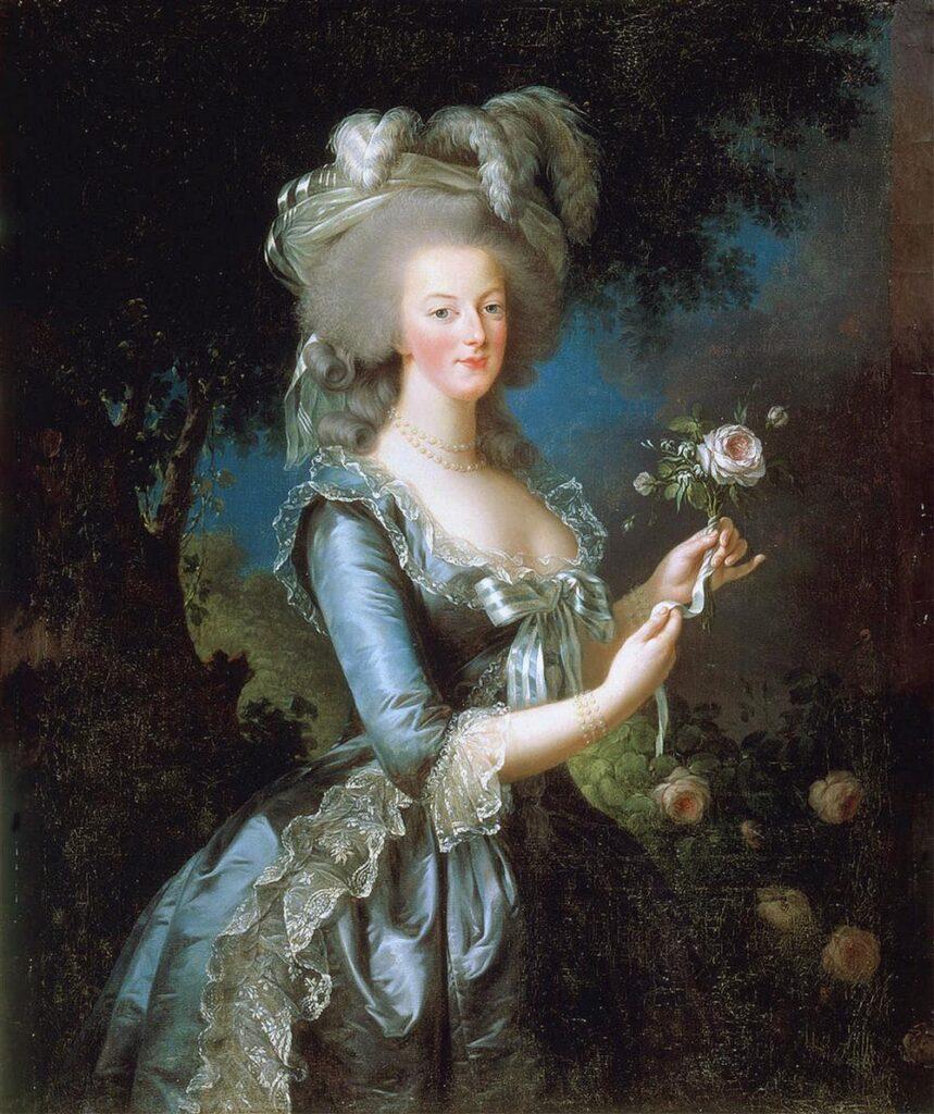 María Antonieta (É. Vigée-Lebrun)