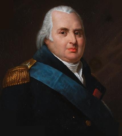 Restauración de los Borbones (1814-1830) - Luis XVIII