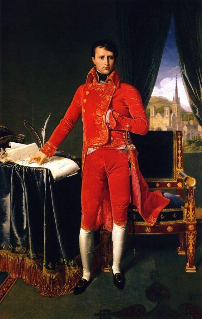 Napoleón Bonaparte - Primer Consul