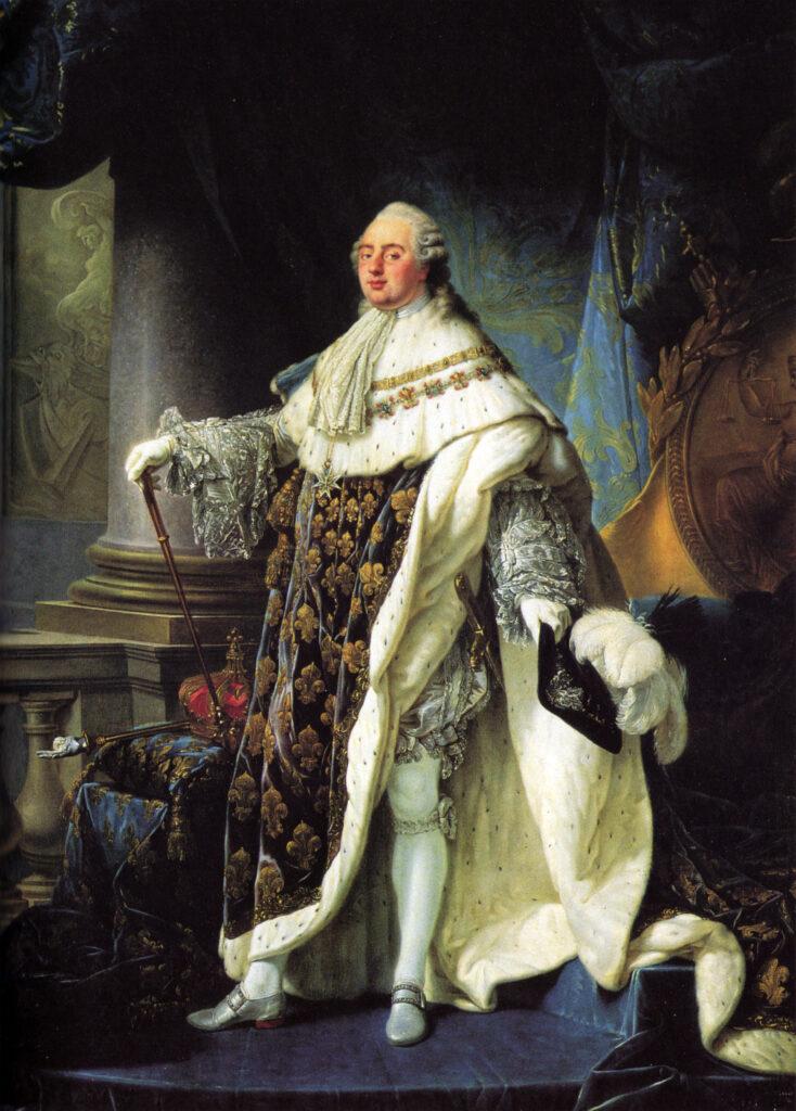 Restauración de los Borbones (1814-1830) - Luis XVIII - Luis XVIII
