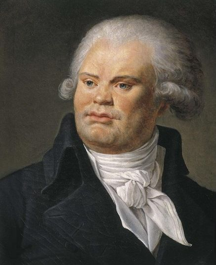 Georges Danton (Musée Carnavalet) - Revolución Francesa