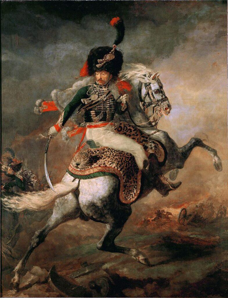 Chasseur à cheval de la Garde impériale (1812)