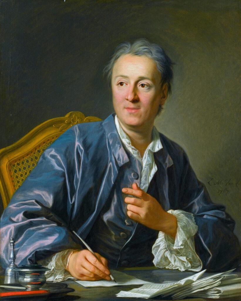 Diderot. La Enciclopedia