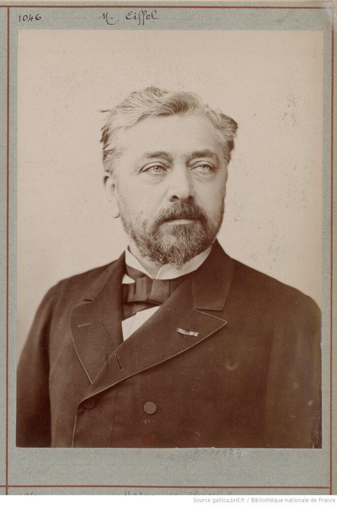 Eiffel, Gustave (Atelier Nadar, 1900)