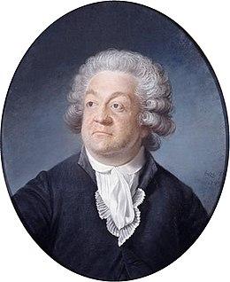 Retrato de Mirabeau (1789), por Joseph Boze