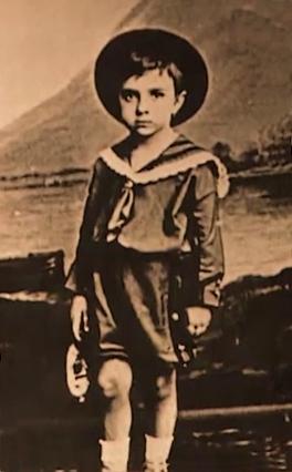 Charcot a los 6 años