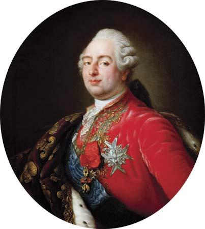 Revolución francesa. Luis XVI