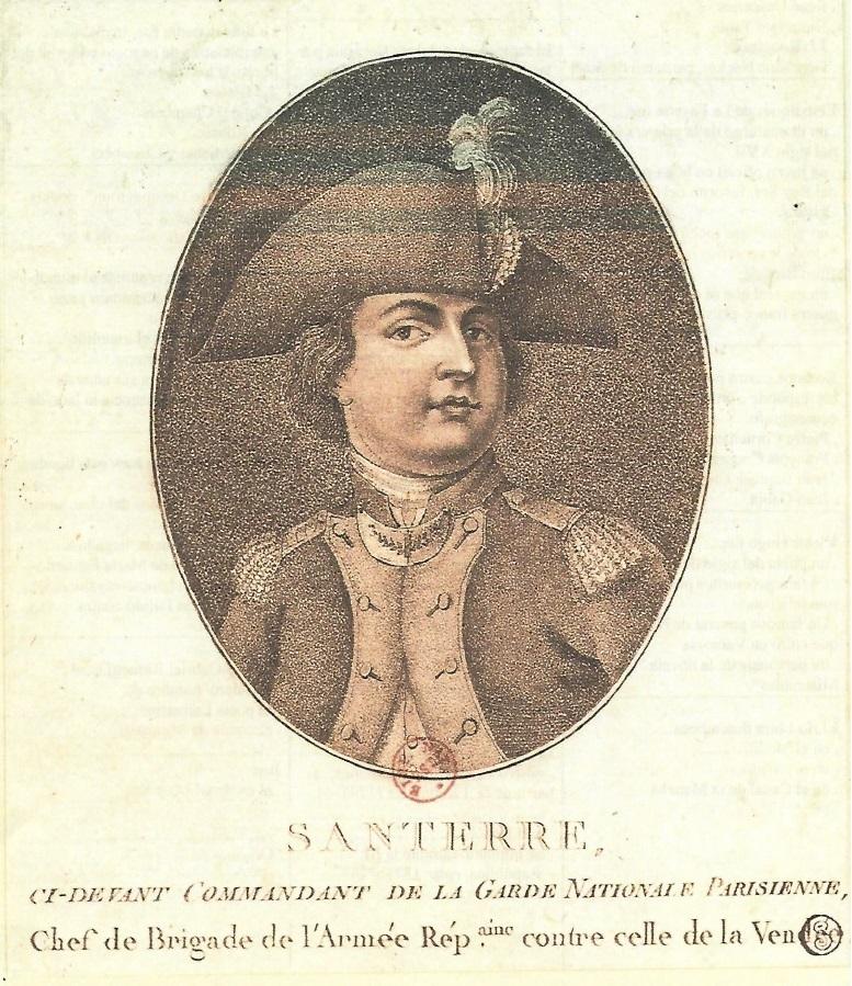 Santerre - Revolucion francesa